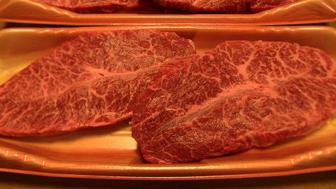 ミスジ 生肉画像